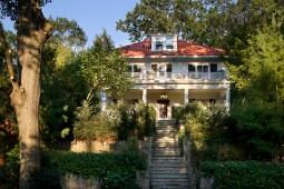 Архитектура США: дом в стиле Foursquare (архитектор Gary Brewer Architect). Источник http://www.fdphoto.biz/