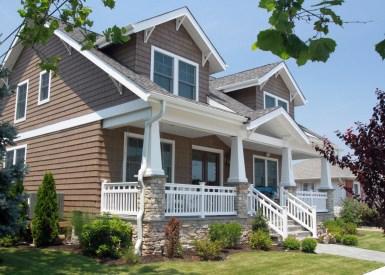 Дом в стиле Craftsman. Источник www.pinterest.com
