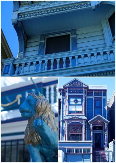Дом в Сан-Франциско в стиле Истлейк (Eastlake). Источник darlinglovelylife.com