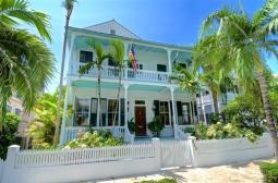 Дом в стиле Conch на Ки-Уэст, Флорида. Источник circaoldhouses.com