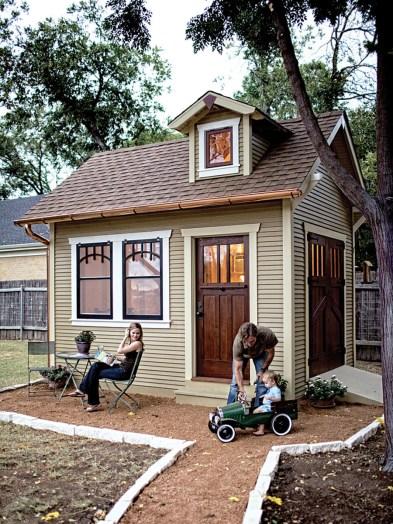 Крохотный дом в стиле Craftsman/Bungalow. Источник tinyhouseswoon.com