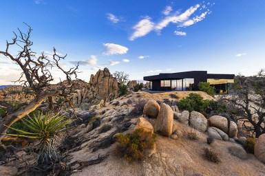 Дом в стиле Desert Modernism. Источник http://houselooks.net