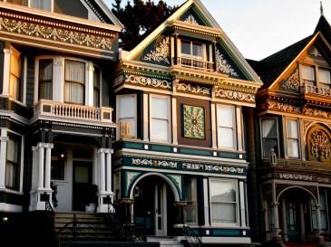Дом в Сан-Франциско в стиле Истлейк (Eastlake). Источник https://www.flickr.com/photos/anomalous_a/5893518601
