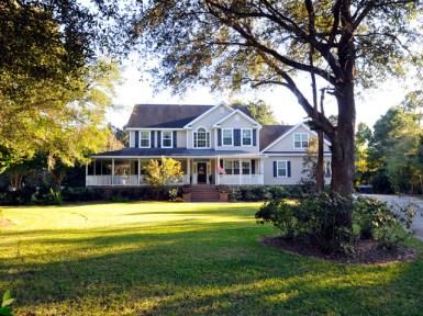 Дом в стиле Low Country (бывшая плантация). Источник www.thecassinagroup.com