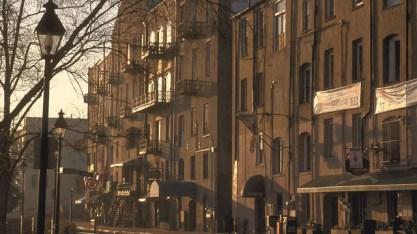 Саванна, штат Джорджия: архитектура. Источник amuze.ru