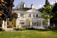 Neoclassical american style house