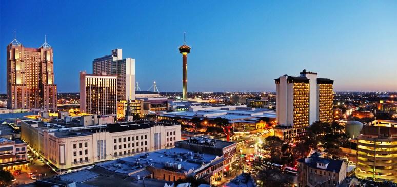 Сан-Антонио в Техасе