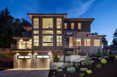 Стиль Split-level в архитектуре США