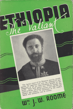 William John Waterman Roome [1865-1937], Ethiopia the Valiant