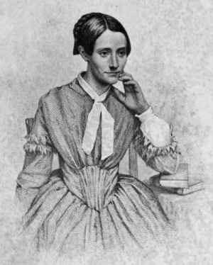 Emily Chubbock [1818-1854] (pen-name Fanny Forester)