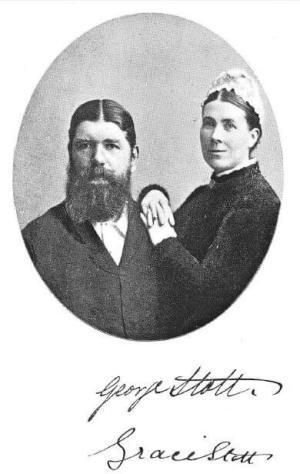 Grace Stott [?-1922], Twenty-Six Years of Missionary Work in China