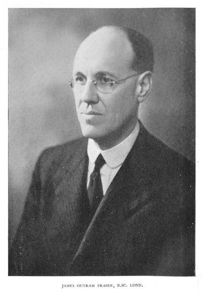 James Outram Fraser [1886–1938]