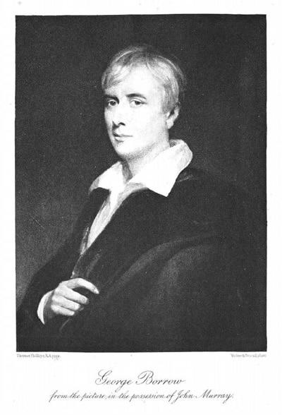 George Borrow [1803–1881]