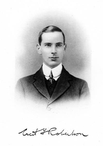 Cecil Robertson