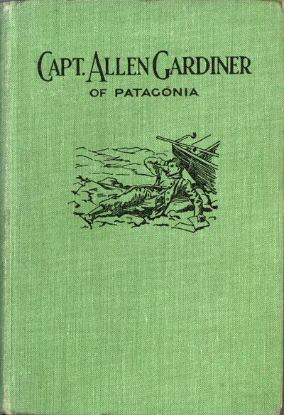 Jesse Page, Captain Allen Gardiner of Patagonia