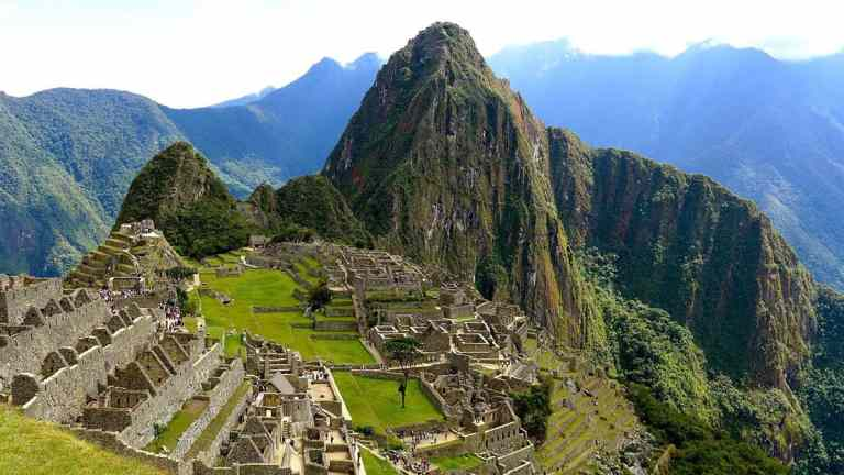 Peru – Its Story, People and Religion