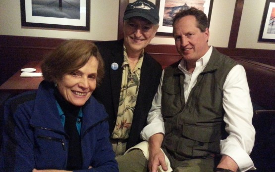 Sylvia Earle, David Helvarg & John Frawley