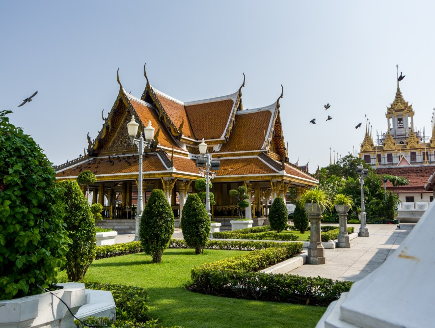 Willkommen Bangkok, willkommen Auszeit!
