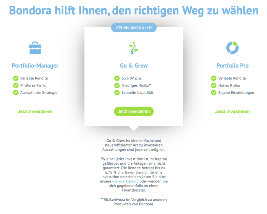 Bondora Go & Grow - Die Alternative zum Tagesgeldkonto 4
