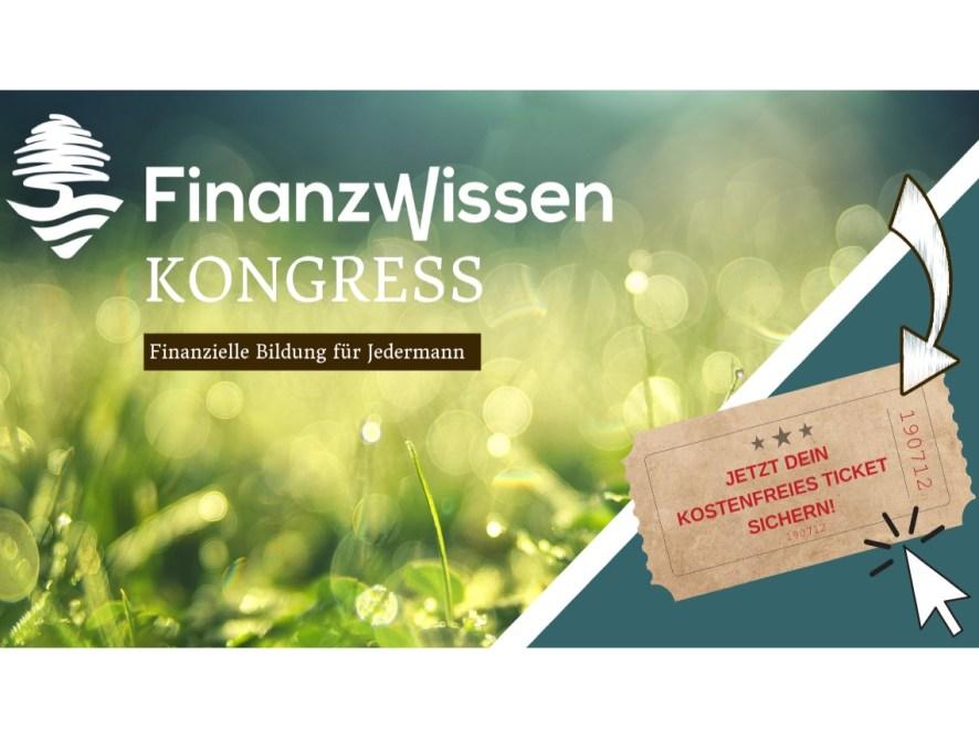 Finanzielle Bildung: Verstehe deine Finanzen // FinanzWissen-Kongress 2019