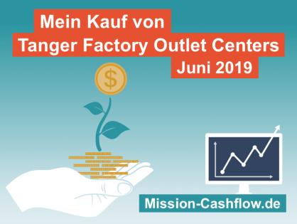 Juni 2019: Kauf von Tanger Factory Outlet Centers Inc. (SKT)