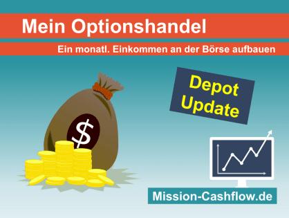 Oktober 2019: Mein monatliches Einkommen durch den Optionshandel