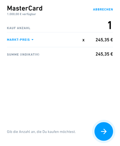 Trade Republic - Aktien kaufen 4