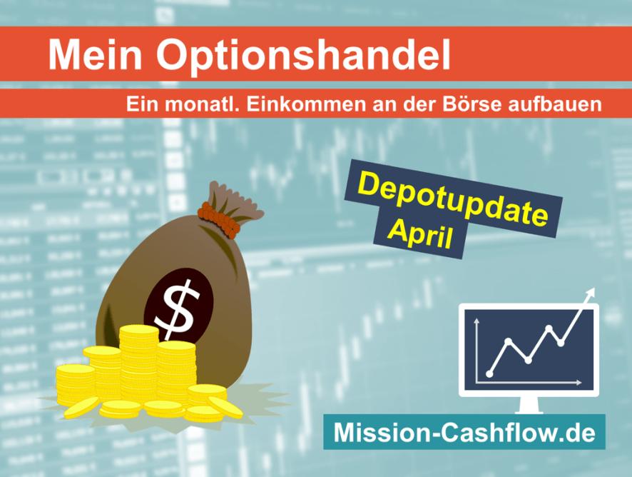 April 2021: Mein monatliches Einkommen durch den Optionshandel