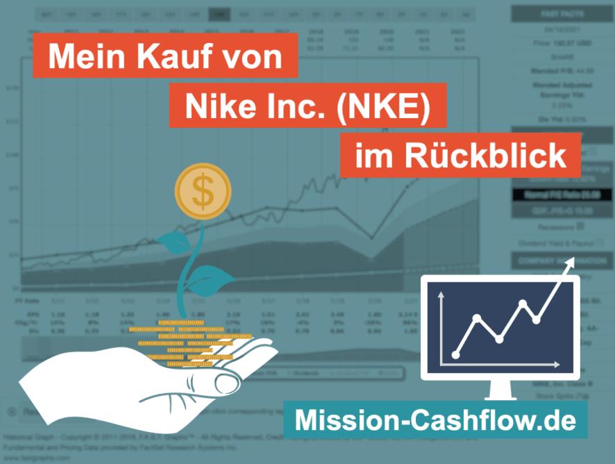 Im Rückspiegel: Mein Kauf von Nike Inc. (NKE)