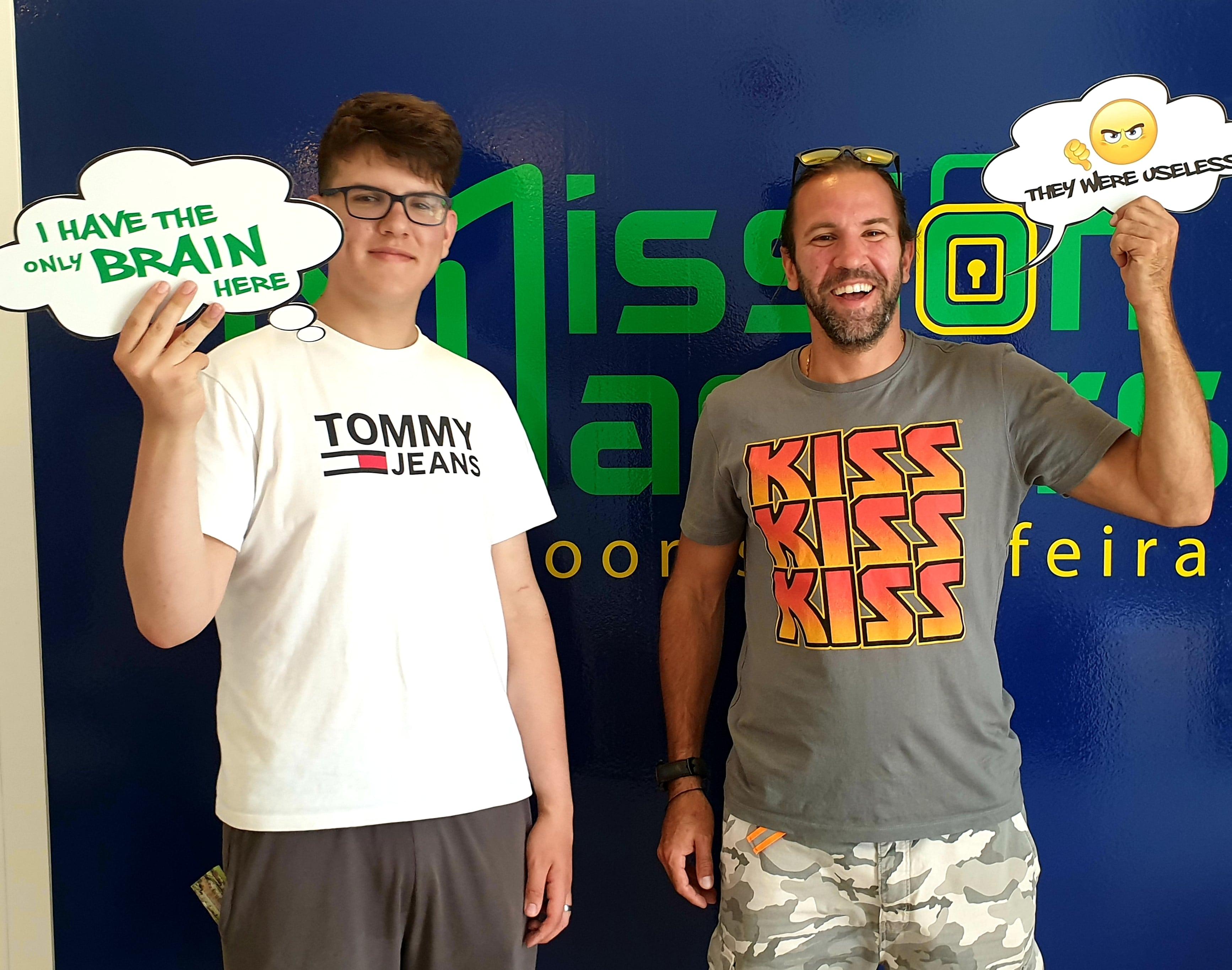 Mission Masters Escape Rooms Albufeira