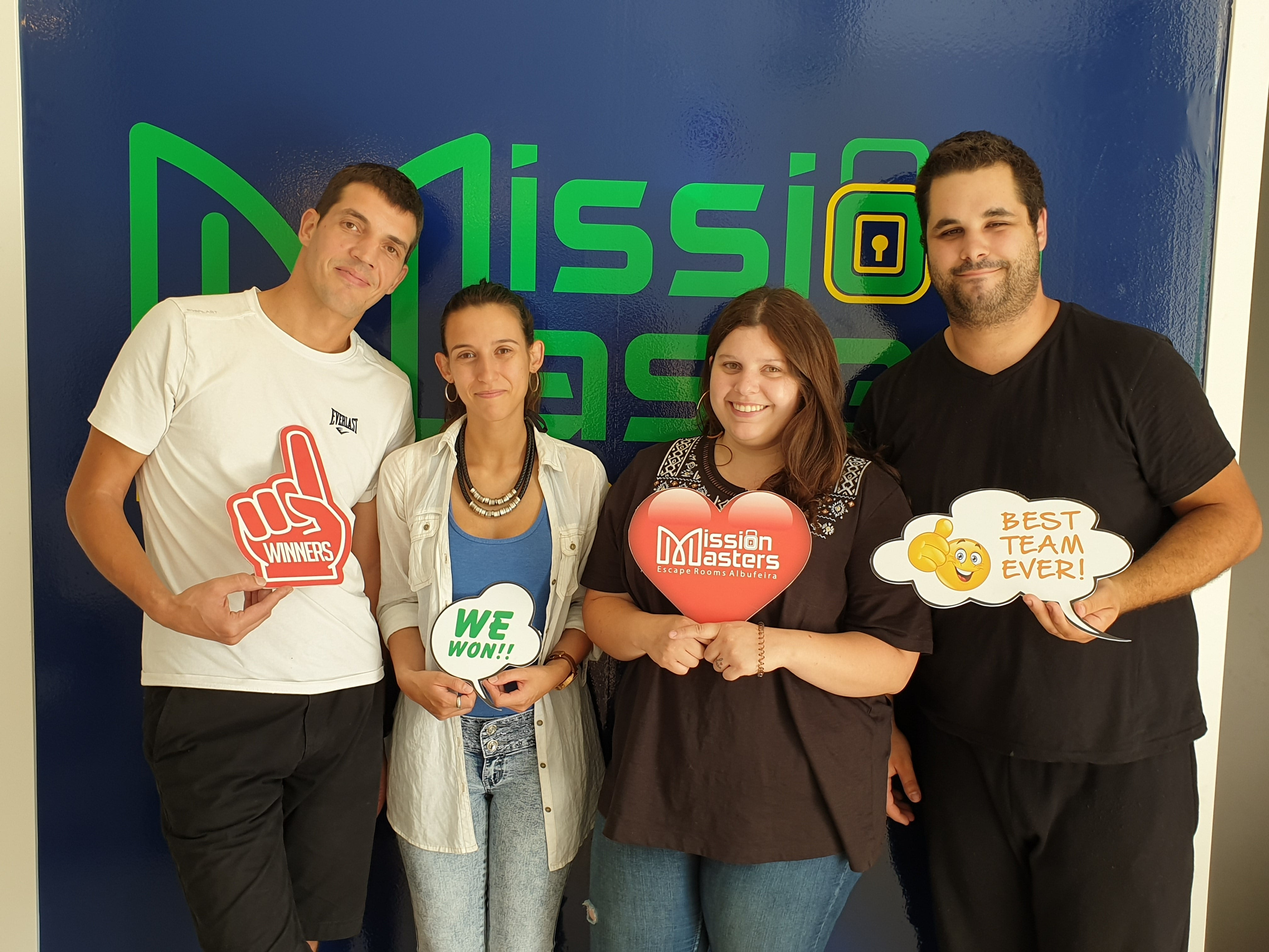 Mission Masters Escape Rooms Albufeira