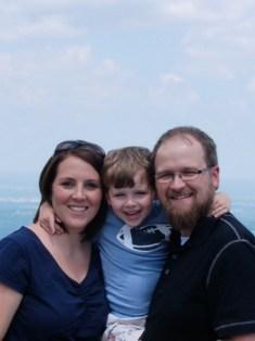 Fred Liggin family