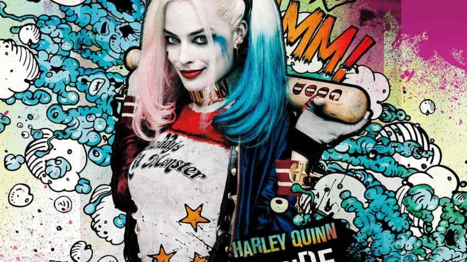 Harley Quinn DC (Margot Robbie)