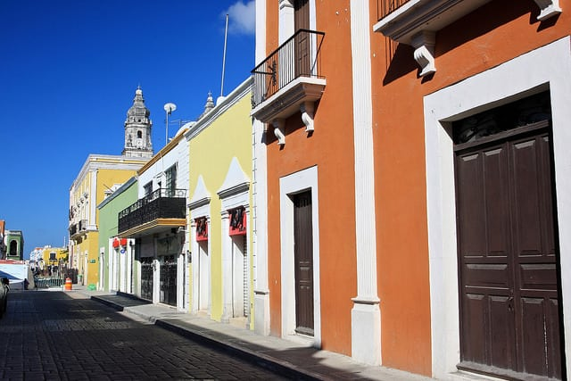 Campeche, Mexique