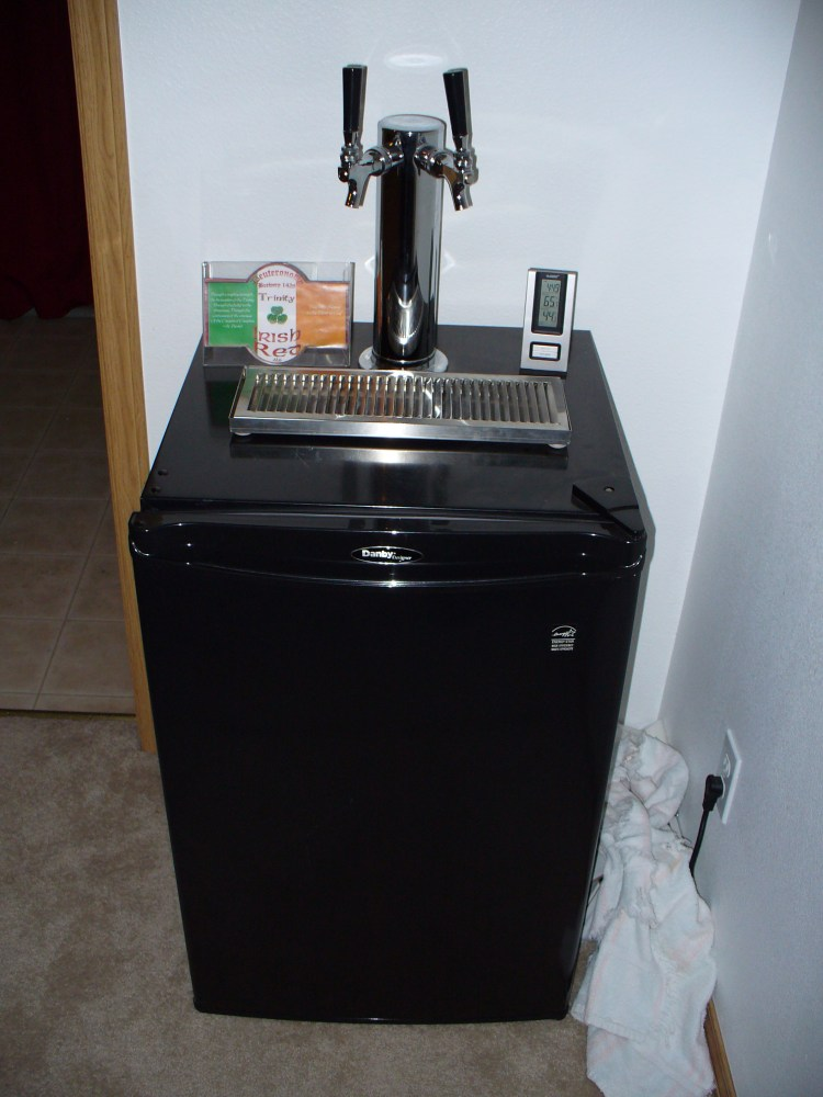How to Build Your Own Kegerator (1/6)