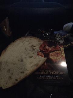 Bread for Peeta