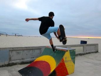 Boardwalk Skate Ramp Jamq