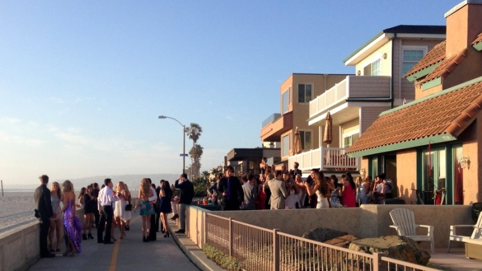 USD Party Mission Beach