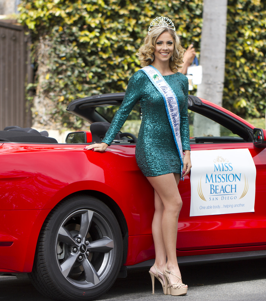 Miss Mission Beach 2015