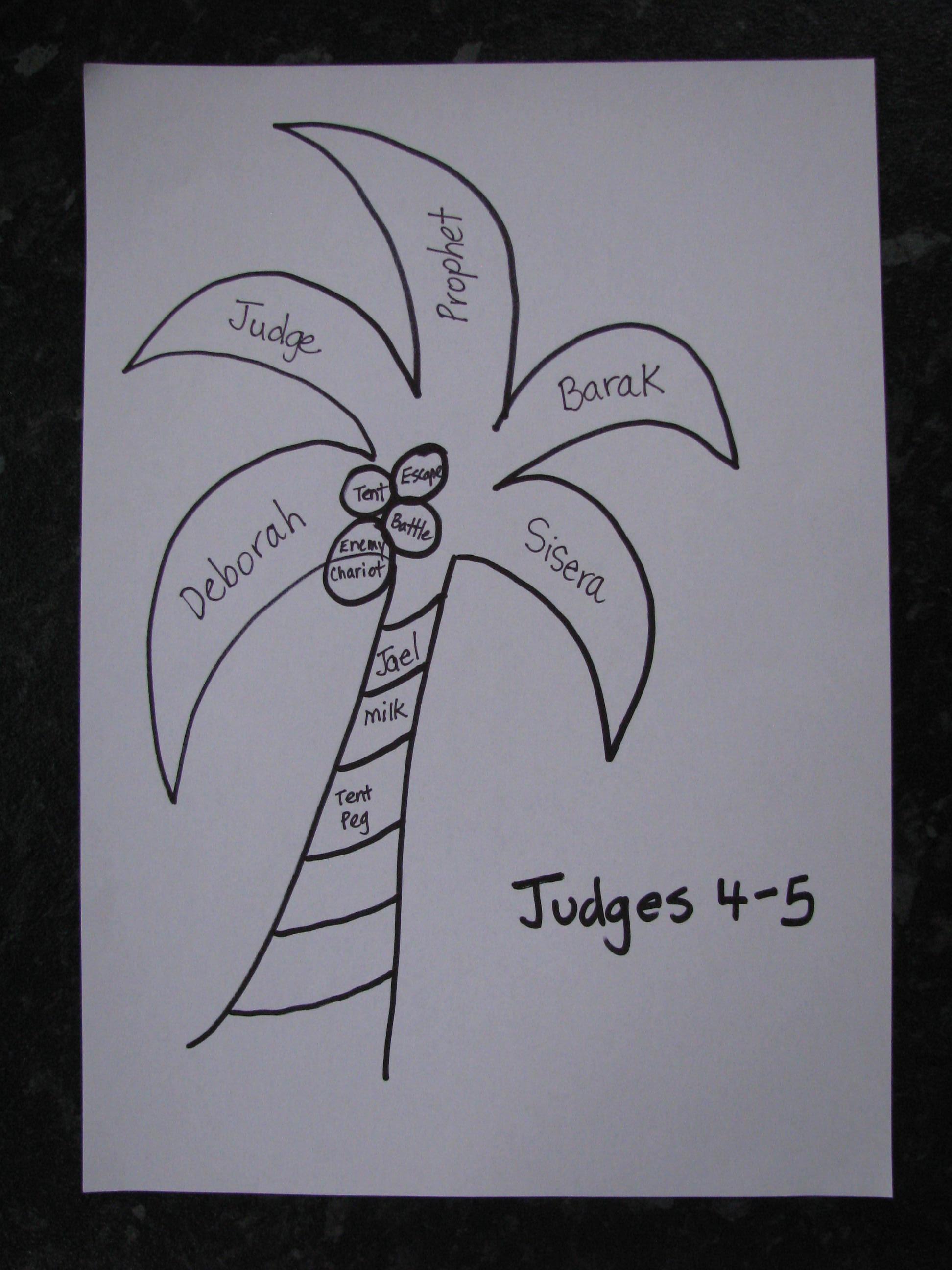 Deborah The Judge