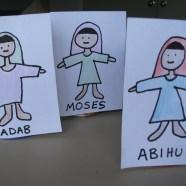 Nadab and Abihu standups