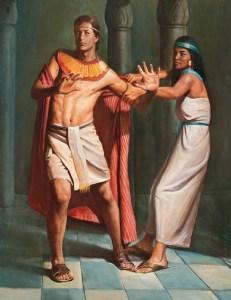 Joseph is Tempted