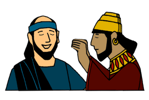 11_Isaiah Helps King Hezekiah Pray