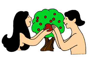 Adam and Eve Sinned Bible Craft - Children's Bible Activities ... | 200x300