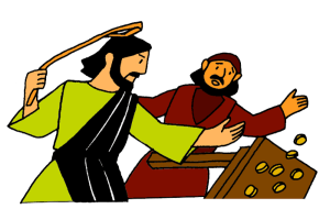 11_Jesus and Moneychangers