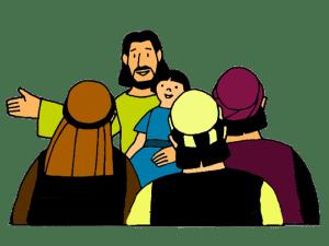 2_Jesus Blesses Children