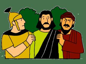 8_Trial of Jesus