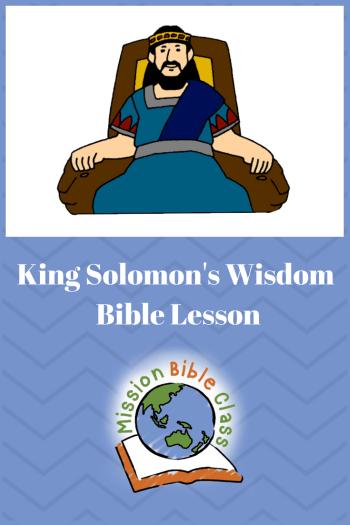King Solomon_s Wisdom Pin