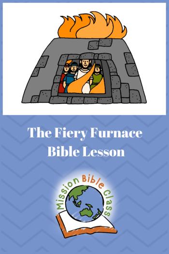 The Fiery Furnace Pin