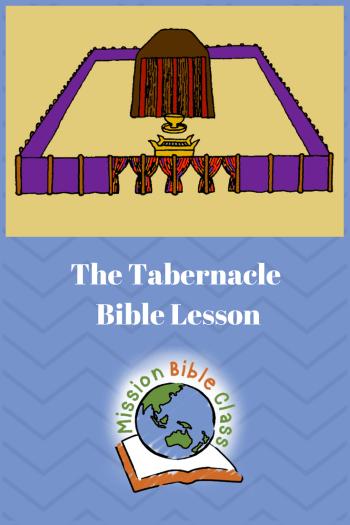 The Tabernacle Pin
